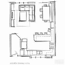 kitchen dining family room floor plans kitchen dining family room floor plans allfind us