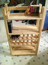 diy wine racks plans home design ideas