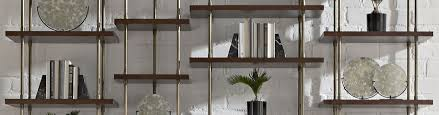 Gold Bookcase Bookcases And Etageres