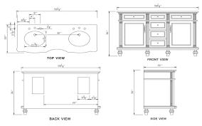 similiar vanity plumbing rough in dimensions keywords vanity