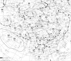 Surface Weather Map Despite A Stormy Arctic Low Ice Continues Arctic Sea Ice News