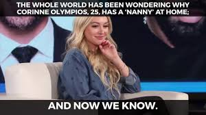 The Bachelor Memes - the bachelor corinne olympios finally reveals why she has a nanny