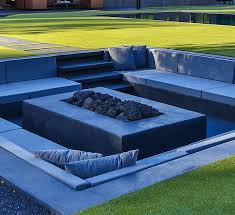 Firepit Images Backyard Design Idea Create A Sunken Pit For Entertaining