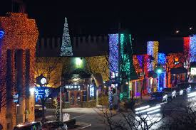 Detroit Zoo Night Lights by Detroit Christmas Events For The Family