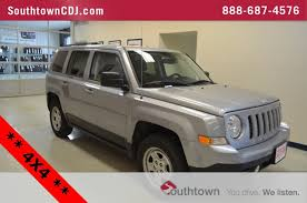 pre owned jeep patriot certified pre owned 2017 jeep patriot sport 4d sport utility in