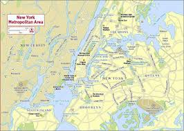 Map Of New York City Neighborhoods by Area Map Of New York City New York City Area Map Nymap Net