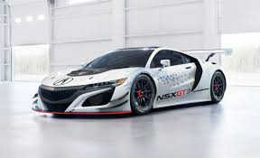 custom honda nsx the motoring world acura debuts the new nsx racecar at the new