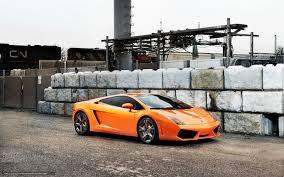 Lamborghini Gallardo Orange - download wallpaper lamborghini gallardo orange toned free