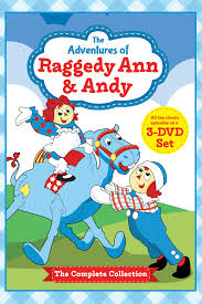 the adventures of raggedy ann u0026 andy the complete collection