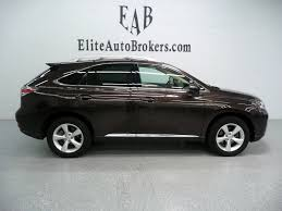 lexus rc awd 2015 used lexus rx 350 rx350 awd at elite auto brokers serving