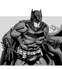 batman sketch jey2dworld deviantart