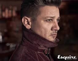 jeremy renner hairstyle the many lives of jeremy renner esquire exclusive