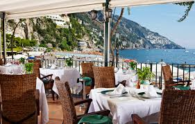 Cliffside Restaurant Italy by Covo Dei Saraceni Iditravel
