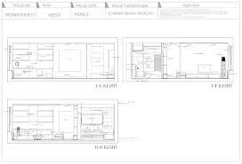 türk iç mimardan moskova da modern bir daire projesi