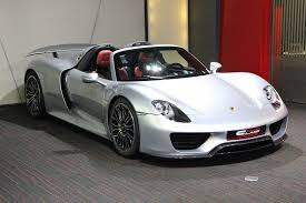 porsche 918 spyder wallpaper silver porsche 918 spyder hits the market in dubai gtspirit