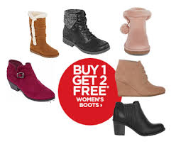 buy s boots jcpenney buy 1 pair of boots get 2 free