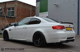 custom black bmw m3 e92 on ispiri isr10 in gloss black finish custom prestige