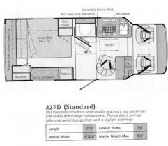 Winnebago Rialta Rv Floor Plans This Item Has Been Sold Recreational Vehicles Class B Motorhomes