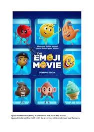 movie emoji guess the emoji movie level 3 answers free new movies u2026