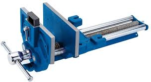bench vise for woodworking draper 45235 9 inch woodwork vice quick release amazon co uk