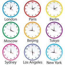 the working around the world clock pooja