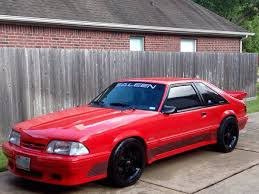 1988 saleen mustang 1988 saleen mustang listed in registry for sale 15 000