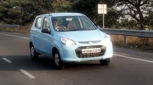 new maruti suzuki alto 800 road test video review youtube