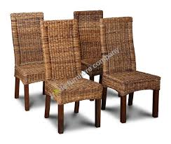 dining room rattan side chair rattan dining chairs