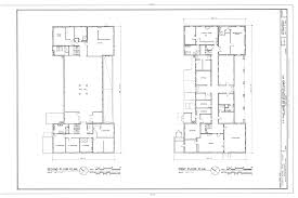 Scaled Floor Plan File First And Second Floor Plans U S Coast Guard Air Station
