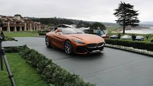 concept bmw bmw z4 concept pebble beach concours motor1 com photos
