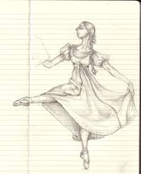 titania ballet sketch by stagsleap on deviantart