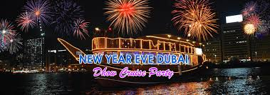 new year s cruise dubai 2018 with dubai fireworks view