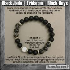 black jade necklace images Beaded bracelets mala for modern men women luxury yoga jewelry jpg