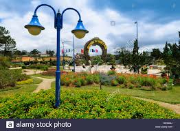 Botanical Gardens Highland Park Flower Park Botanical Garden Dalat Central Highlands