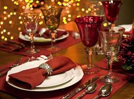 New Year S Eve Dinner Decorations new years eve party table decoration with colorful drinks and