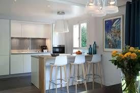photo cuisine semi ouverte comment meubler votre cuisine semi ouverte archzine fr