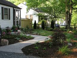 bungalow front garden design the garden inspirations