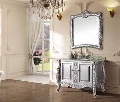 Silver Bathroom Vanity Fascinating 80 Silver Bathroom Design Decorating Inspiration Of
