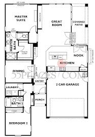 monterey floorplan 1671 sq ft trilogy at monarch dunes