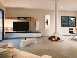 open hanging steel fireplace ergofocus by focus creation design