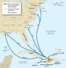 Haiti Map Chapter 8