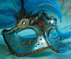 blue masquerade masks all blue everything 31 photos blue mask masquerades and