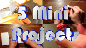 5 tips tricks and mini projects to do at home youtube