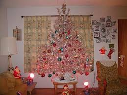 81 best tinsel tree images on vintage tinsel