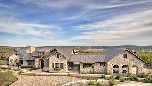 texas hill country style homes texas hill country stone and rock exterior used limestone to