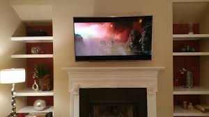 Mounting A Tv Over A Gas Fireplace by South Charlotte Tv Mounting Service Google Top Rated Affordable Fair