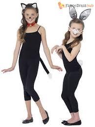 kids cat rabbit dressing up kit child book week day fancy dress