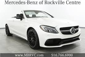 mercedes amg convertible 2017 mercedes c class c 63 amg cabriolet convertible in
