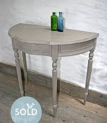 Shabby Chic Side Table Pedran Vintage Country Home Available Work
