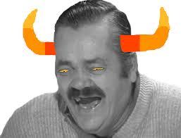 Laughing Man Meme - issoustuck spanish laughing guy el risitas interview parodies